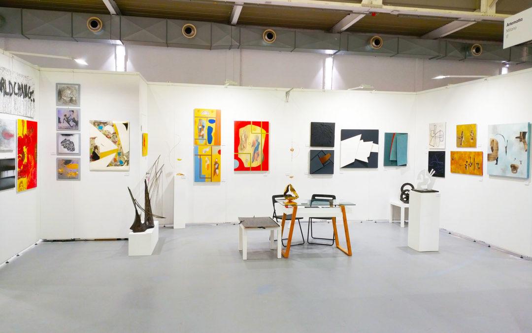 Affordable Art Fair Milano 2020